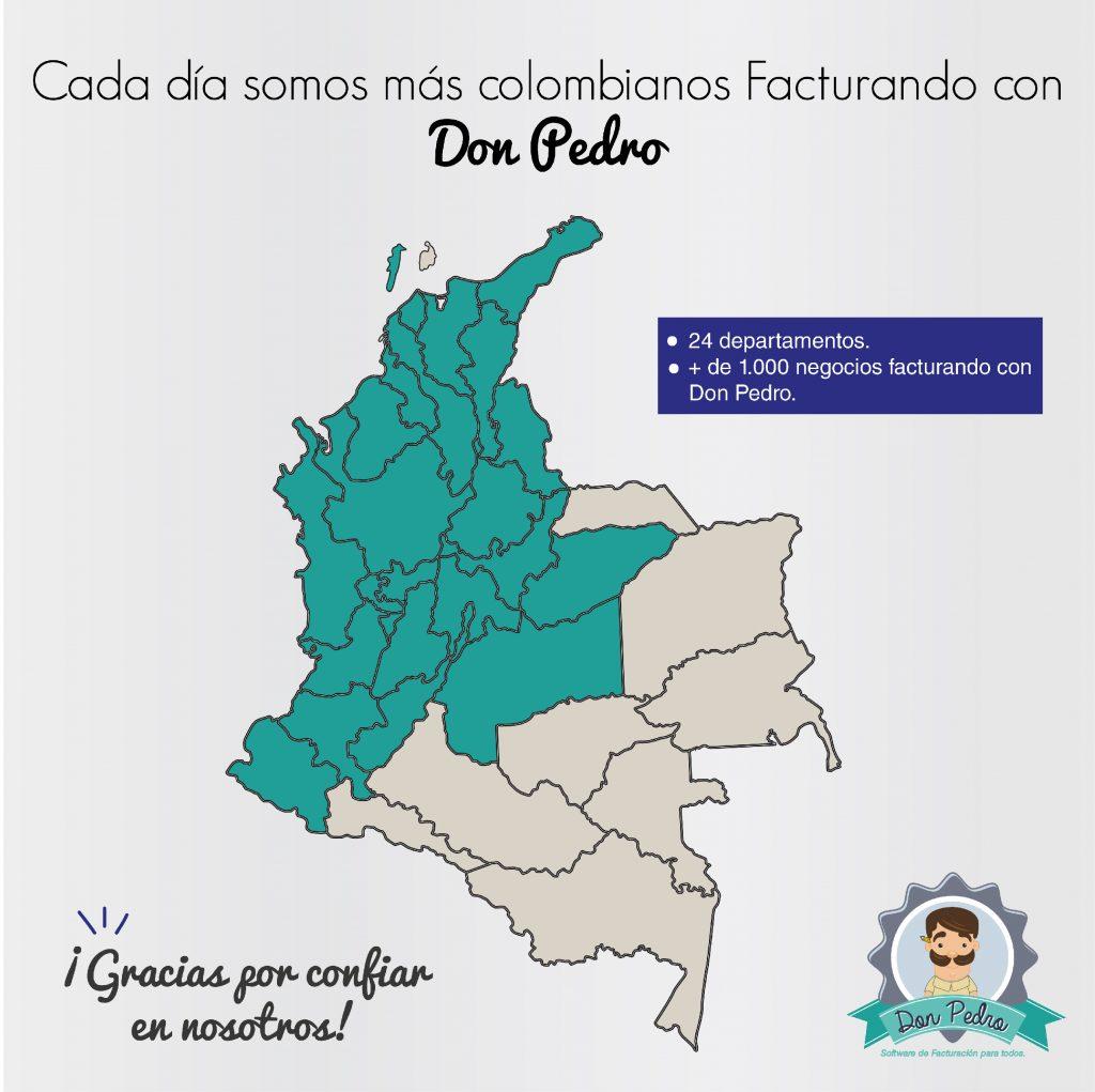 Mapa Don Pedro Software De Facturación 01